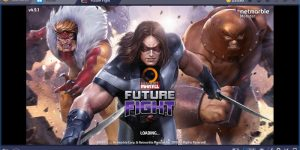 MARVEL Futur Fight sur PC avec Bluestacks